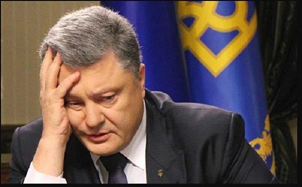Будет беда: малую родину Порошенко атаковали с неба, земля почернела (фото)