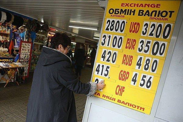 Фото — Курс валют 15 апреля