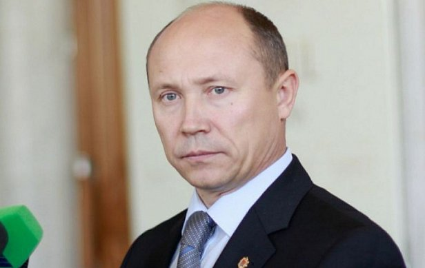Премьер-министр Молдовы Стрелец подал в отставку