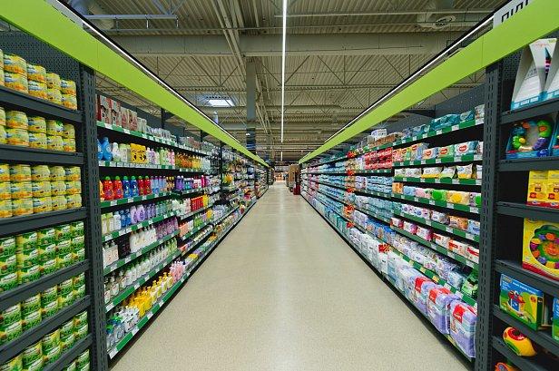 Фото — Супермаркет Novus