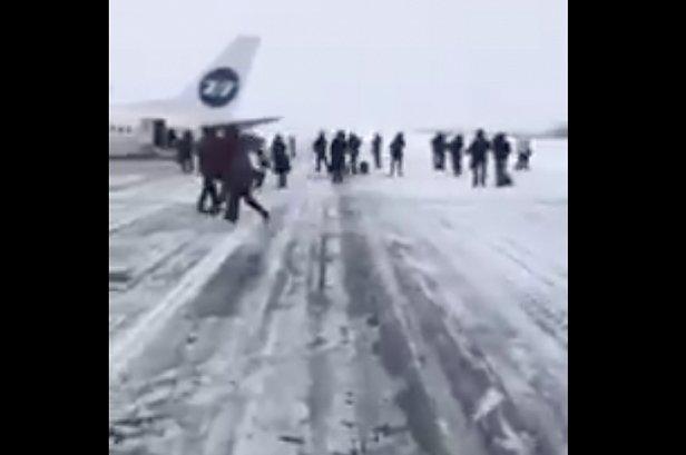 фото - авиакатастрофа Боинг 737