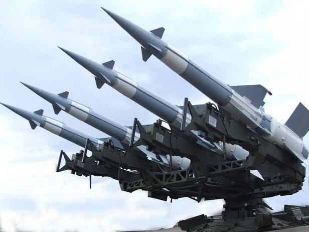 ПВО Сирии перехватили турецкие истрибители