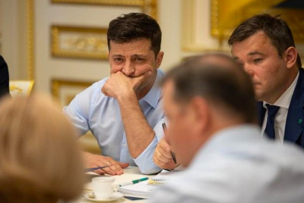 фото - Зеленский и Богдан