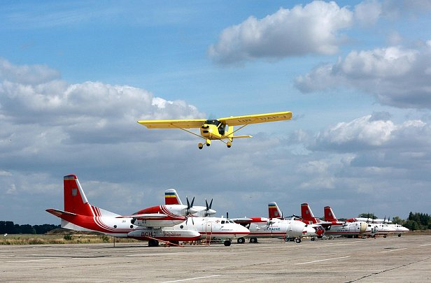 Фото - МВД рассматривает возможность приобретения украинских самолетов