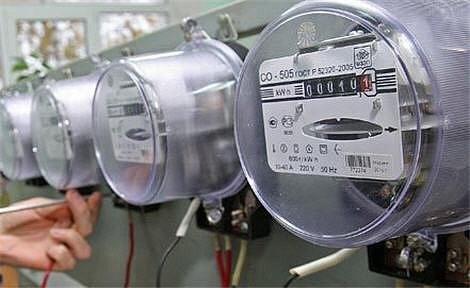 Потребление электроэнергии в Украине за декабрь 2014 уменьшилось на 6,7%