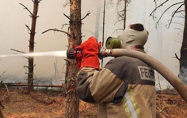 Фото — Пожарник