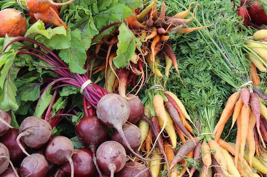 Сколько овощей было собрано в 2017 году