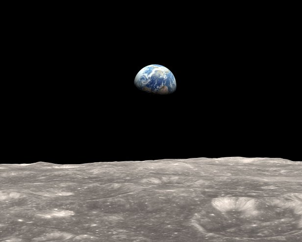 В NASA зафиксировали мощный взрыв на Луне