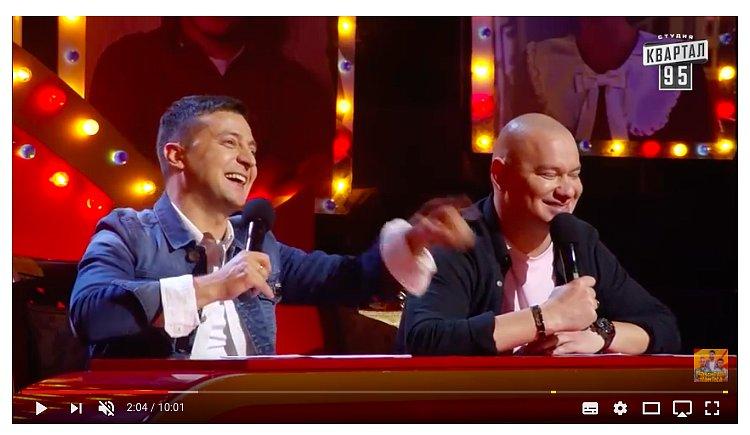 «Мама Зеленского не сразу увидела его на УЗИ…»: украинец покорил комиков