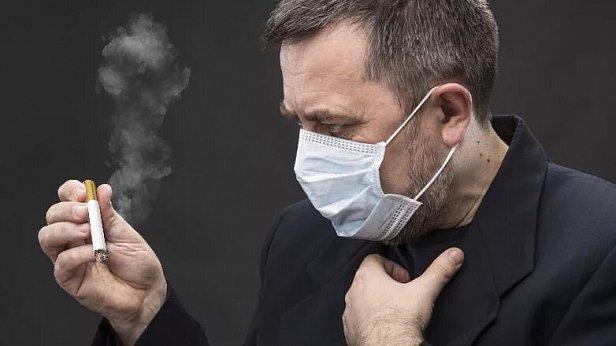Фото — Курение и коронавирус