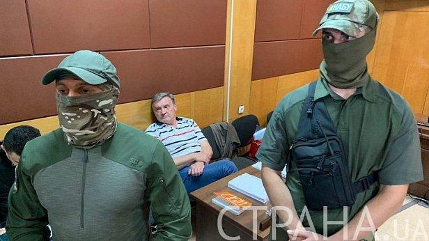 Фото - суд в Чернигове оставил Грымчака под стражей