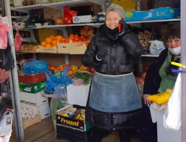 фото - рынок на Печерске