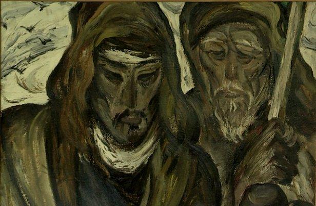 Федор Потехин, «Чабаны»  («Холодная зима»), 1969