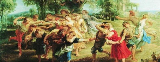 Пітер Пауль Рубенс, «Танець», 1635