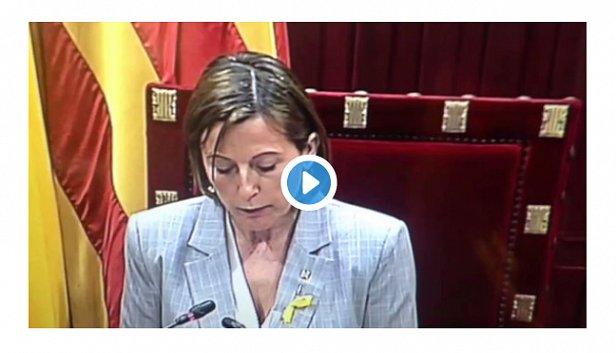 СРОЧНО: Каталония провозгласила независимость (видео)