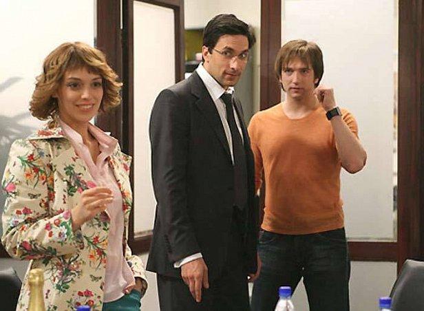 Фото — Актёры сериала