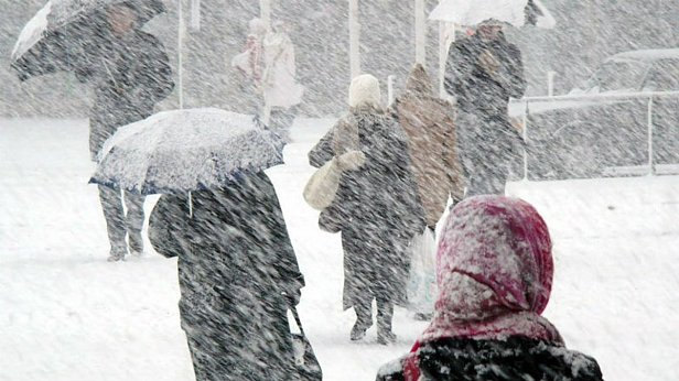 Фото - Снег