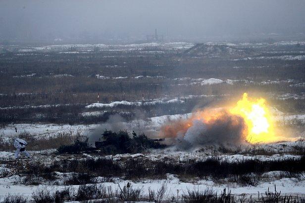 Штаб ООС: Боевики 13 раз нарушили режим тишины, есть потери