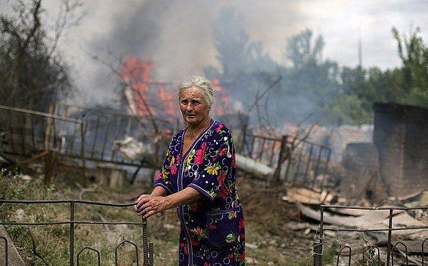 Фото — Война в Донбассе