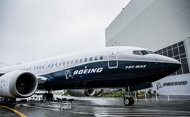 Фото — Boeing 737 MAX