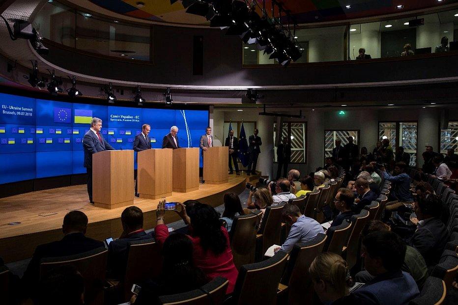 EU Reporter: Питання номер один між урядом України та його населенням. Корупція!