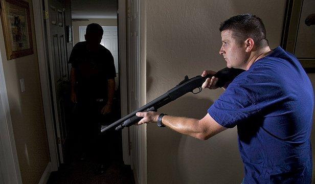 фото - Убийство при проникновении в жилье в Украине