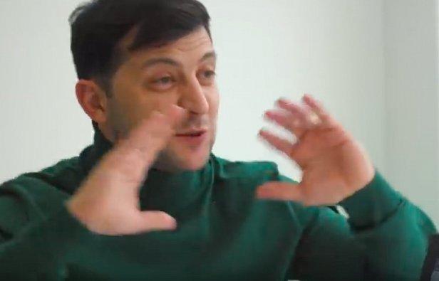 Зеленский заговорил о зарплате в 4000$