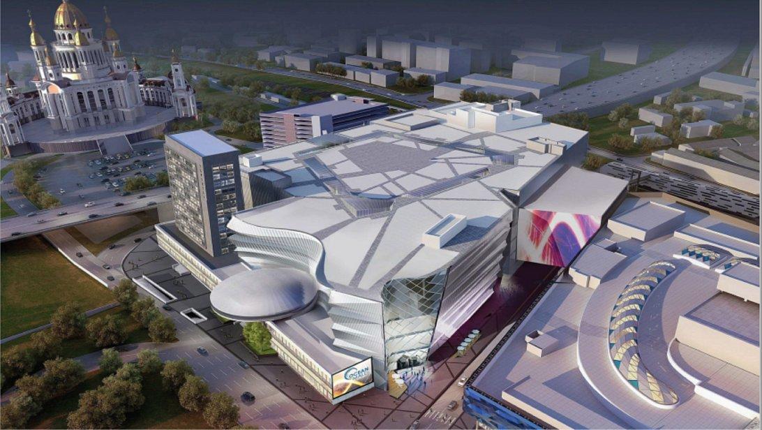 КИНОИНДУСТРИЯ: В Киеве оборудуют второй кинозал IMAX