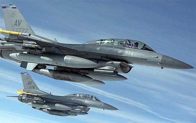 Воздушная тревога: в воздух подняты истребители для перехвата российских бомбардировщиков