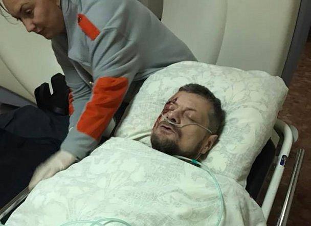 """""""Боли становятся невыносимыми"""": Мосийчук рассказал о своем состоянии после покушения"""