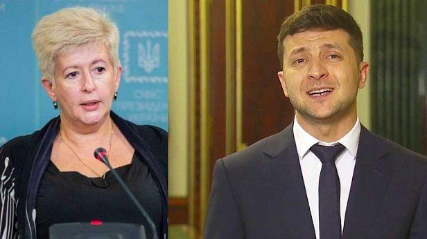 фото — президент Зеленский