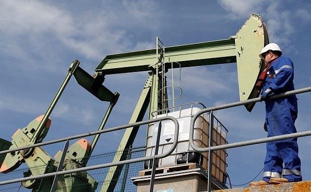 Фото — Нефтяная вышка
