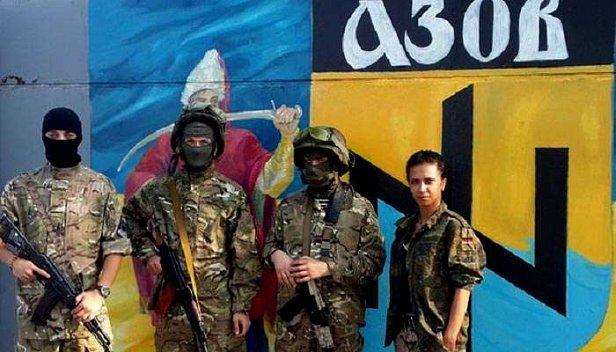 Появилось видео, где  Азов якобы угрожает терактами в Нидерландах