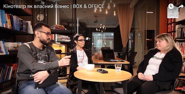 BOX&OFFICE 3 на Skrypin.ua: як побудувати кінозал з нуля