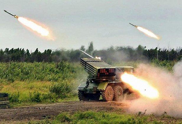 Фото - морпехи ВСУ мощным ударом ответили за обстрел