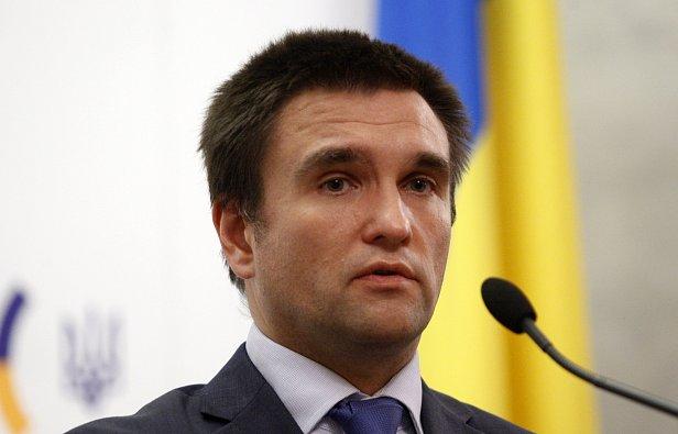 Военное положение в Донбассе могут ввести в любой момент, утверждает глава МИД Климкин