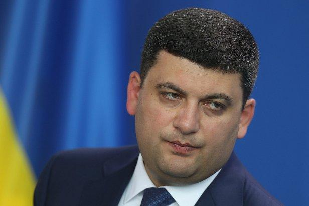 Премьер-министр обратился к организаторам блокады Донбасса