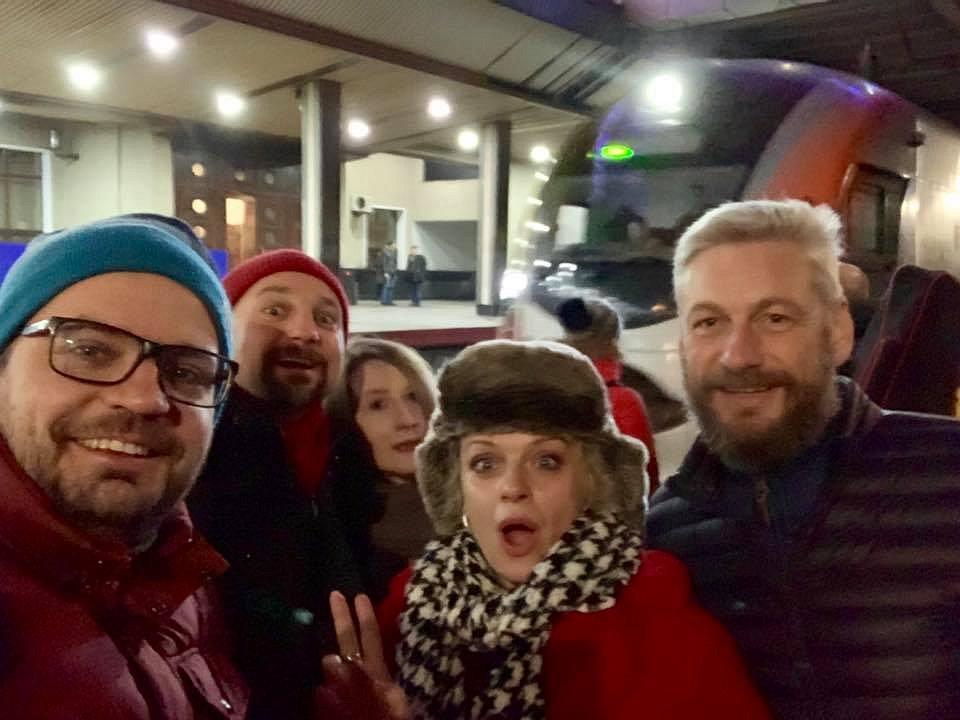 «КіноХвиля» 2018 – потужний кінодесант у Тернополі, і соло Ірми Вітовської