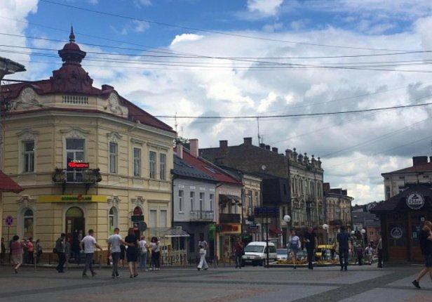 Нам є чим пишатись: у Дрогобичі стартував патріотичний дизайн-конкурс «Код міста», ініційований Андрієм Веселим