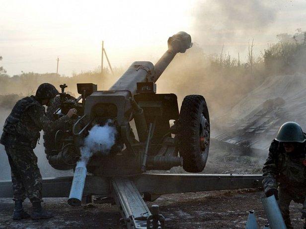 В штабе АТО рассказали, как боевики удивили бойцов