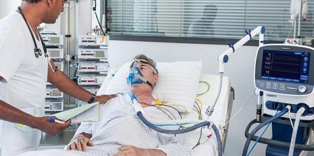 Фото — Аппарат искусственной вентиляции лёгких