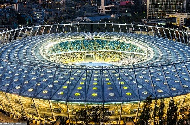 Киев может принять финал Лиги Чемпионов 2017/18