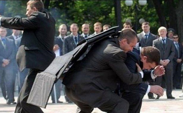 Покушение на Порошенко: заявление СБУ