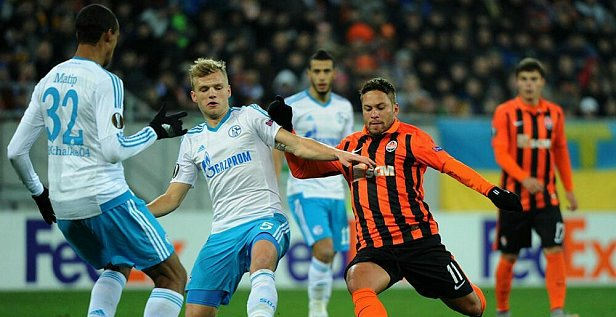 Шальке – Шахтер: смотреть онлайн на канале Футбол 1 и ТРК Украина