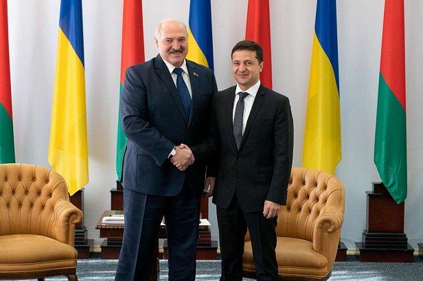 Зеленский и Лукашенко обменялись шутками об РФ