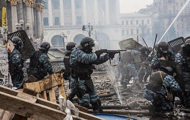 Фото - Массовые расстрелы в центре Киева произошли в феврале 2014 года