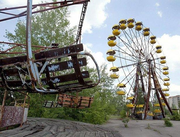 Вьятрович: декоммунизация не коснётся Чернобыльской зоны