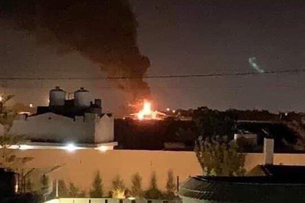 Фото - В Ливии уничтожили украинский самолет