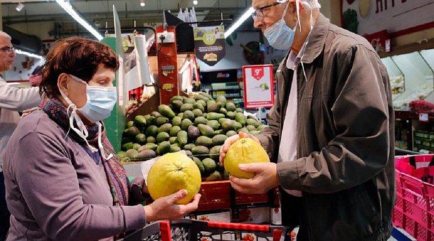 Фото — Продовольственный рынок