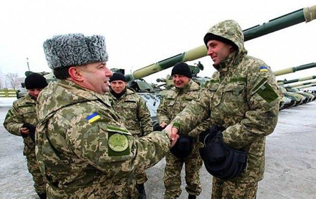 фото - военные